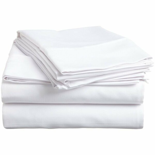 400 Thread Count 100% Cotton Sheet Set by Scala Home Fashions Inc.